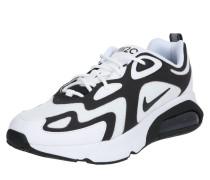 Sneaker 'air MAX 200' weiß / schwarz