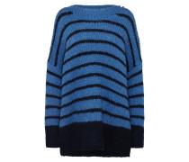 Pullover 'Masche' blau