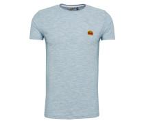 T-Shirt 'bur' hellblau