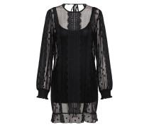 Kleid 'layla' schwarz