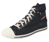Sneaker 'exposure' indigo