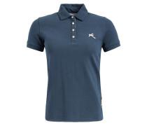 Shirt 'haukea' blau