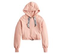 Sweatshirt mischfarben / rosa