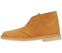 Schuhe goldgelb