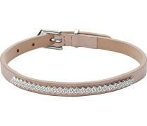 Armband 'jf02669040' beige / silber