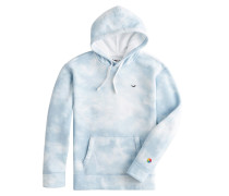 Sweatshirt 'OP FX PO' blau
