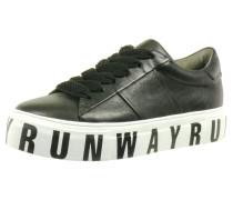 Sneaker 'Big' schwarz / weiß