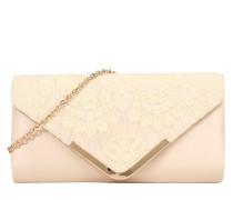Tasche ' Envelope Clutch' champagner