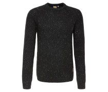 Pullover 'Anglistic' schwarz