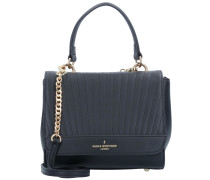 Handtasche 'Leah' schwarz