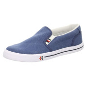 Slipper royalblau