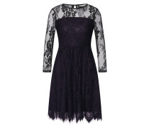 Kleid 'lace dress' schwarz