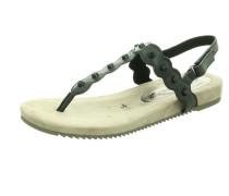 Sandale dunkelgrün