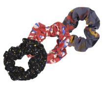 Haargummis 'numicah Scrunchie' mischfarben