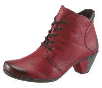 Ankle-Boots weinrot