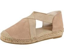 Sandale 'Margarita' beige / grau