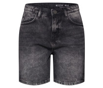 Jeans 'BE LIV Az067 BLK 1' black denim