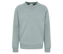 Sweatshirt 'Chase' rauchblau