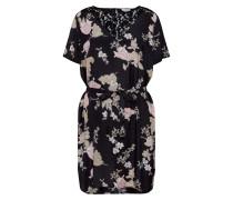 Kleid 'Jilli' mischfarben / schwarz