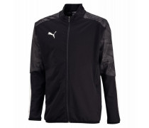 Trainingjacke schwarz