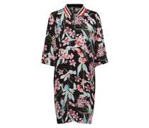 Kleid 'julia Dress' mischfarben / schwarz