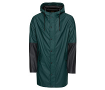 Anorak 'raincoat Blocked' aqua