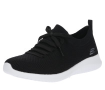 Sneaker 'Ultra Flex - Statements' schwarz