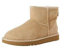 Boots 'Classic Mini II' sand / braun