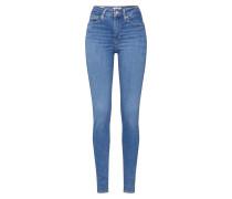 Jeans '721' blue denim
