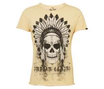 T-Shirt 'MT Indian v-neck'