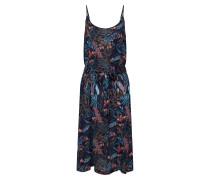Kleid 'jennifer' dunkelblau / mischfarben