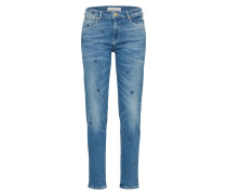 Jeans 'Born To Love' Petit Ami - Indigo Heart'
