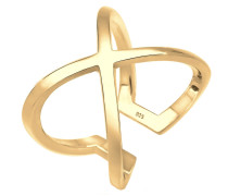 Ring 'Kreuz' gold
