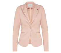 Sweat-Blazer 'Kate' puder