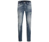 'glenn Page BL 795 Indigo Knit Noos Slim Fit' Jeans