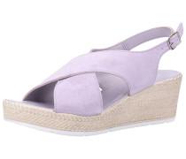 Sandalen lavendel