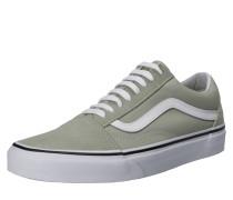 Sneaker 'old Skool' rauchgrau / weiß