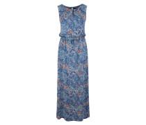 Kleid blau / hellblau