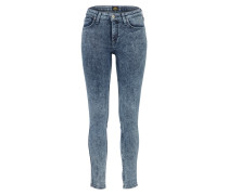 'Jodee' Skinny Jeans blue denim