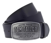 Gürtel 'Cow leather belt in used look'