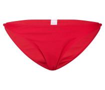 Bikinihose 'Scarlet Ruffle' rot