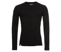 Pullover 'Tamir' schwarz