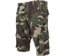 Cargo Shorts oliv