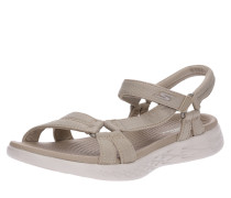 Sandale 'On-The-Go 600' beige