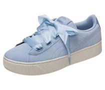 Sneaker 'Vikky Platform Ribbon' hellblau