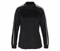 Lounge-Shirt schwarz