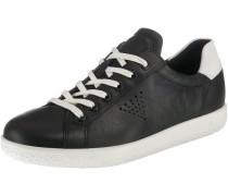 Sneakers Low 'Soft 1' schwarz / weiß
