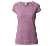 Shirt 'mint' helllila
