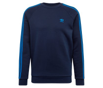 Sweatshirt navy / royalblau