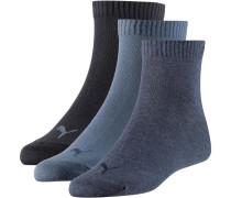 Socken Pack blau / taubenblau / dunkelblau
